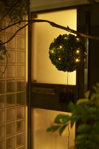 SOLAR GREEN BALL